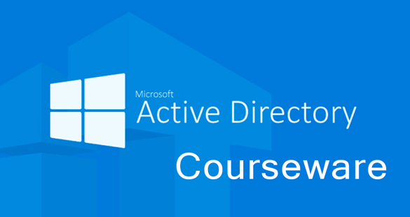 Active Directory Courseware - MAX Technical Training